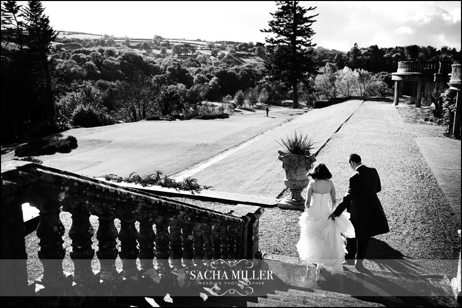 Wedding Photography at Bovey Castle, Devon