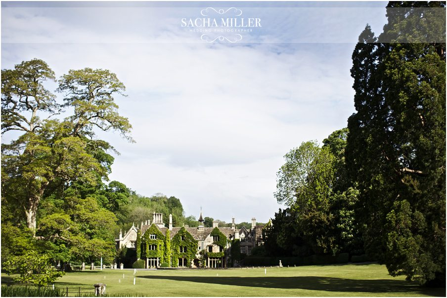 Wedding Photography at Manor House in Castle Combe, the Cotswold