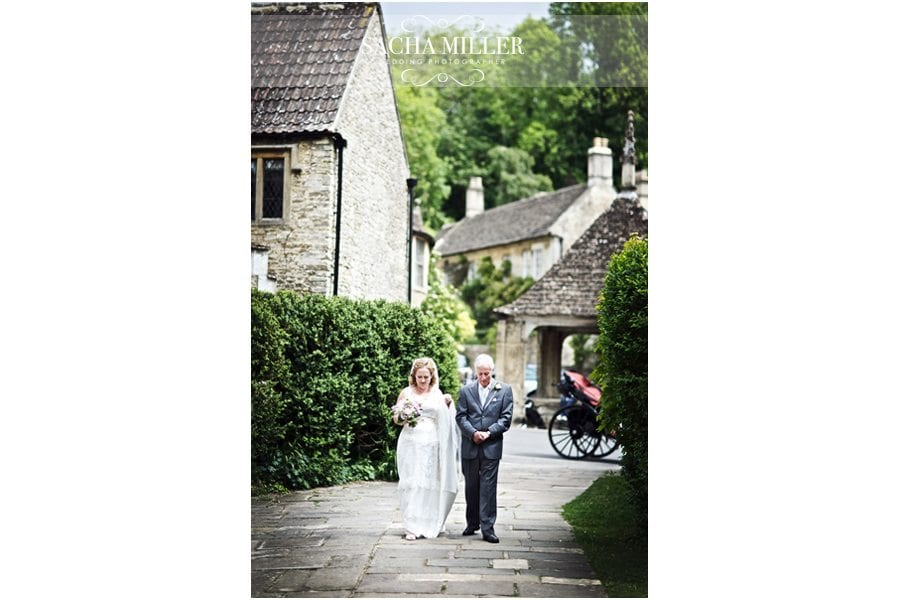 Castle Combe Wedding 052