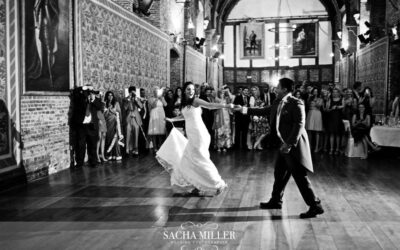 ANGHARAD & ANAND – WEDDING AT OLD PALACE HALL, HATFIELD HOUSE