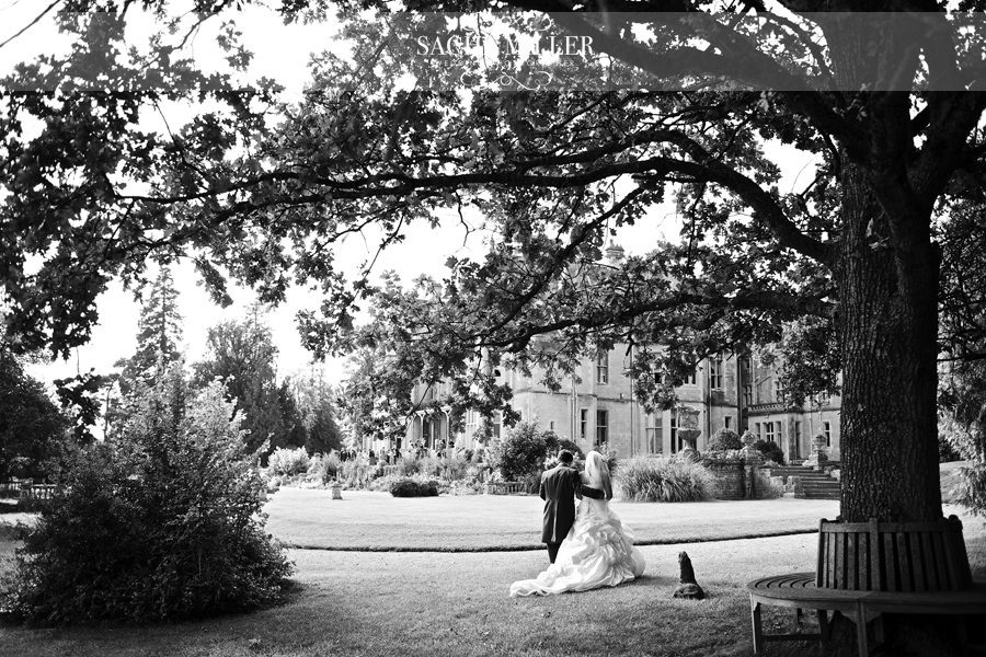 Claire & Gareth – Wedding at Orchardleigh House, Somerset
