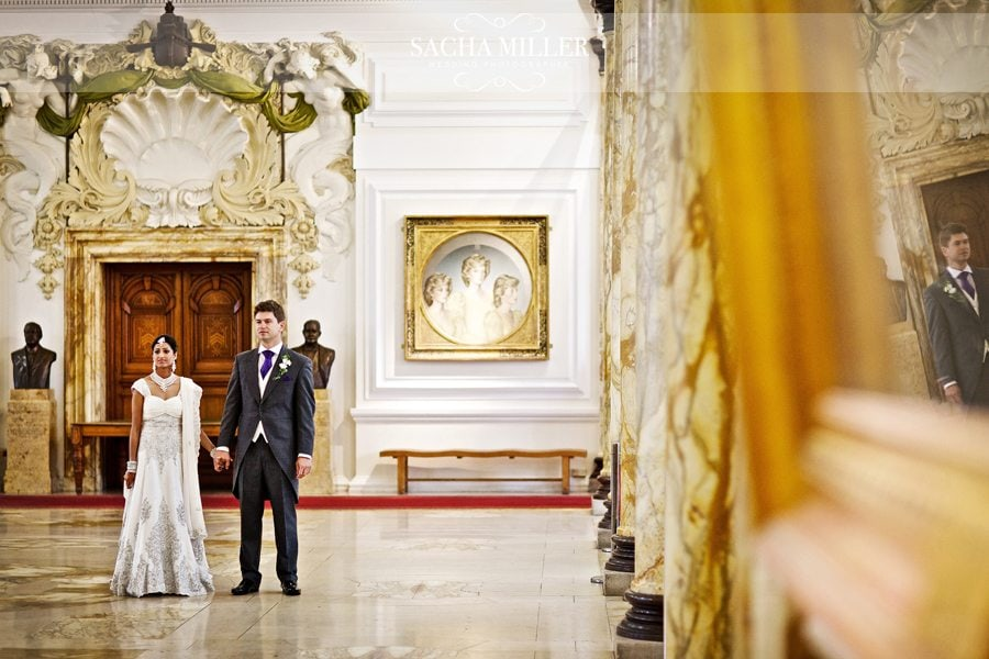 Pavan & Brian – Wedding Photography at Cardiff City Hall, Wales