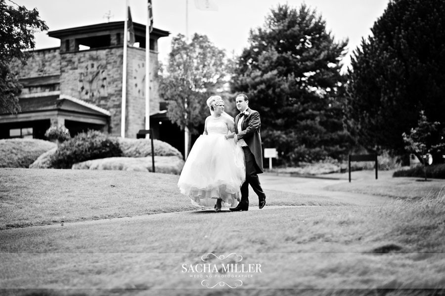 Rhiannon & Richard – Wedding Photography at Celtic Manor, Wales