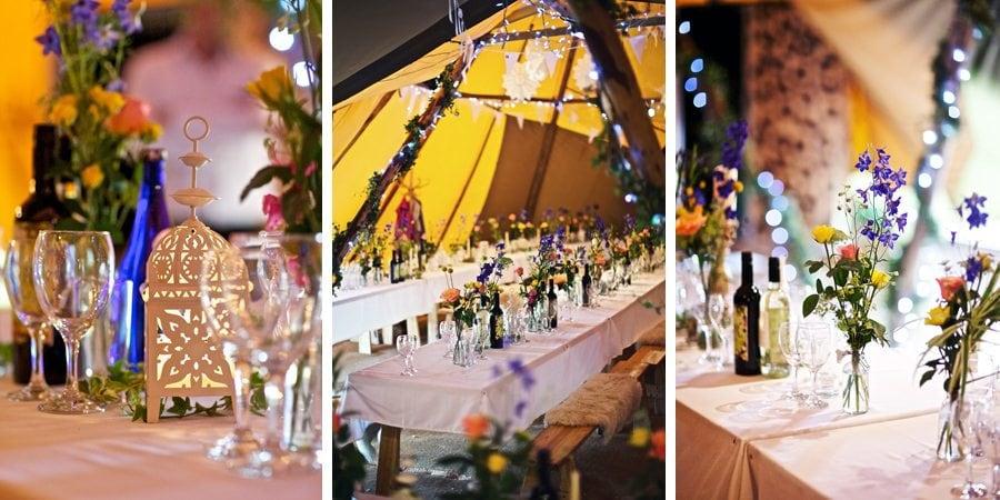 Tipi Wedding Recpetion 003