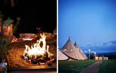 Rachel & Robin – Photography from Tipi Wedding Party