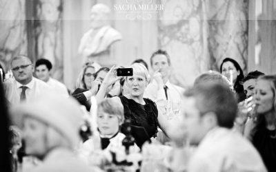 Claudine & James – Cardiff Castle Wedding Photographer