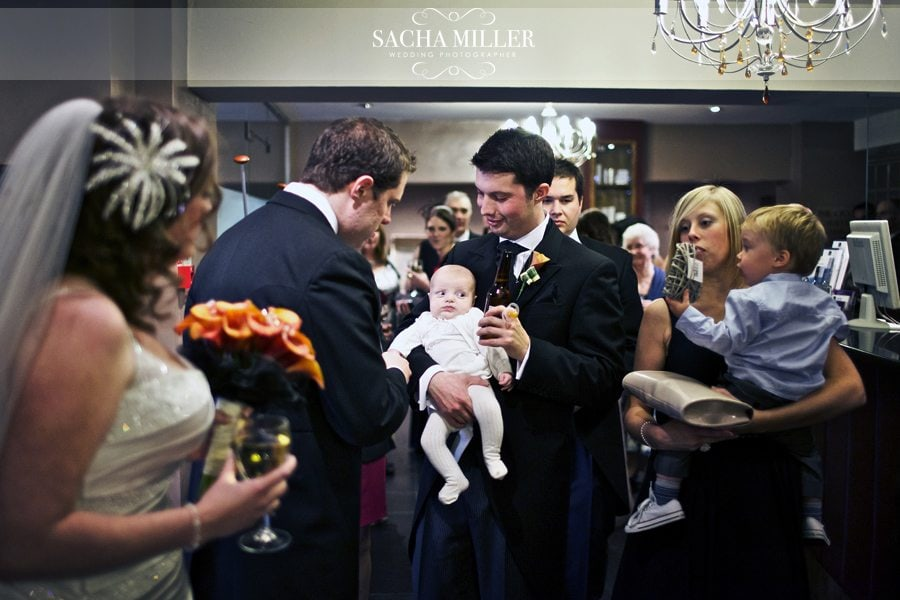 Documentary Wedding Photographer Cardiff