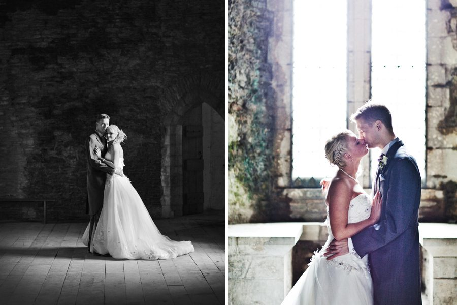 Caerphilly Castle Wedding 013