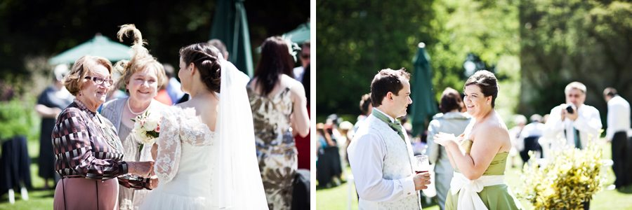 Fonmon Castle Wedding 025