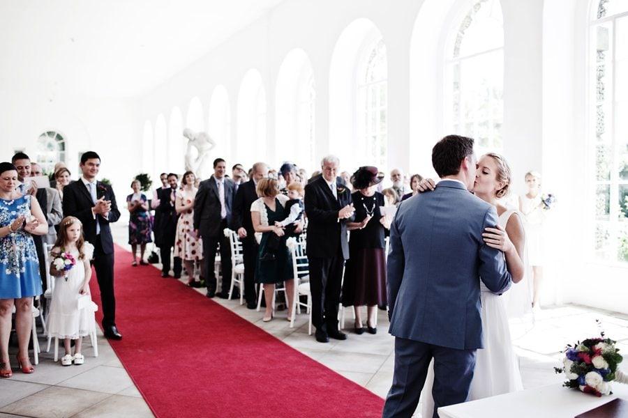 Alice & Christopher – Wedding Photography at Margam Orangery