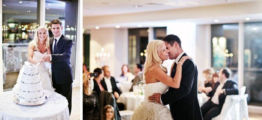 St Davids Hotel Wedding Party 036