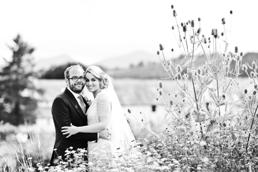 Wedding at Brynich Barn, Brecon – Jenny & Gary