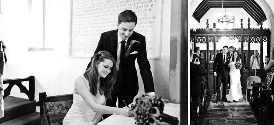 Llansantffraed Court Wedding Wedding 011