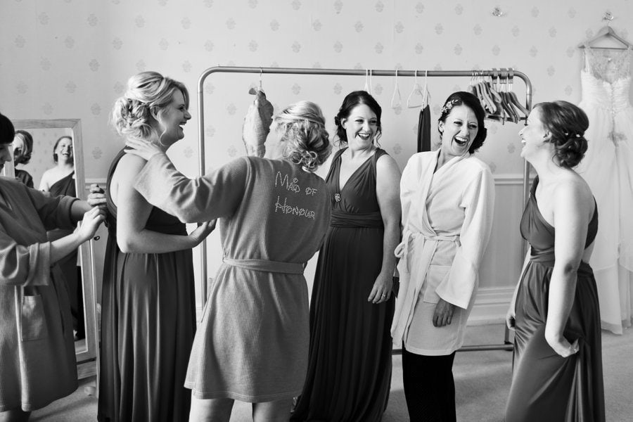 Buckland Hall Wedding 003