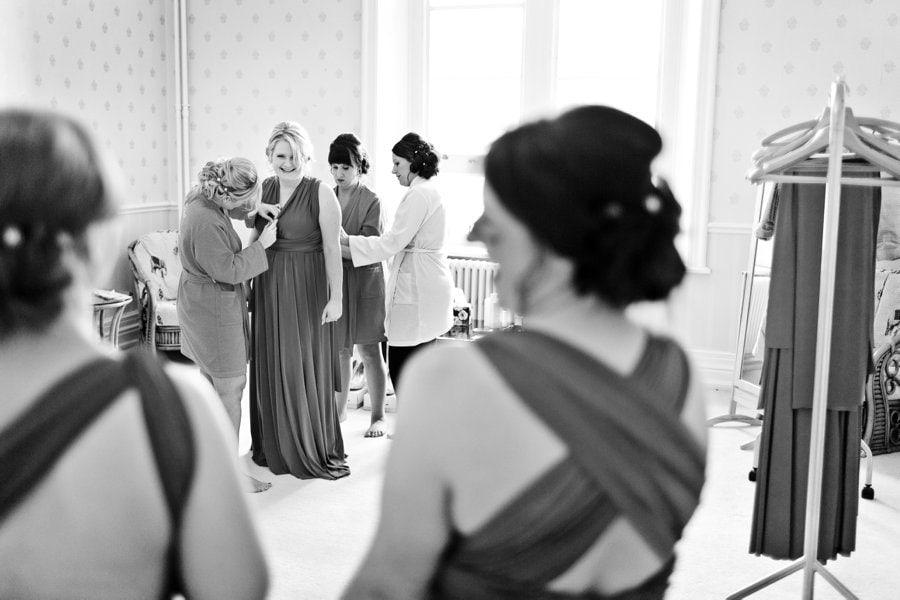 Buckland Hall Wedding 004