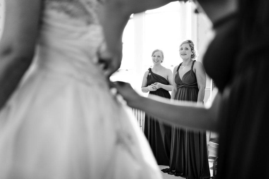 Buckland Hall Wedding 007
