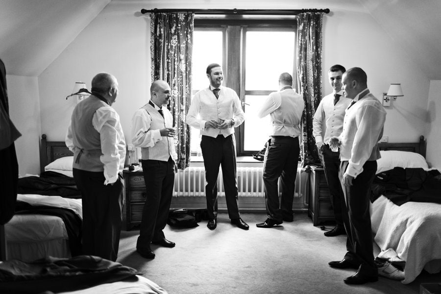 Buckland Hall Wedding 009