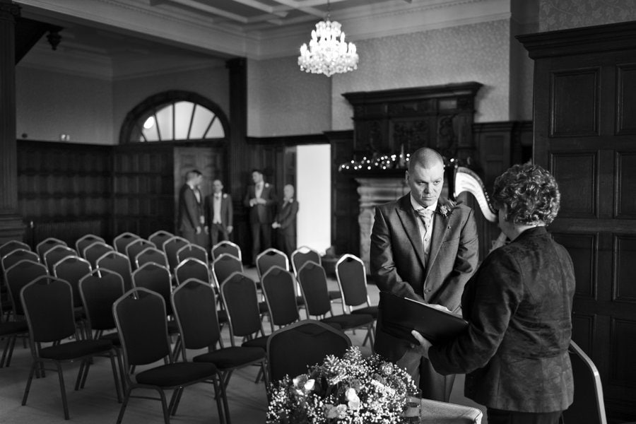 Buckland Hall Wedding 013