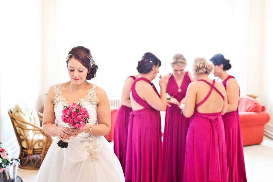 Buckland Hall Wedding 014