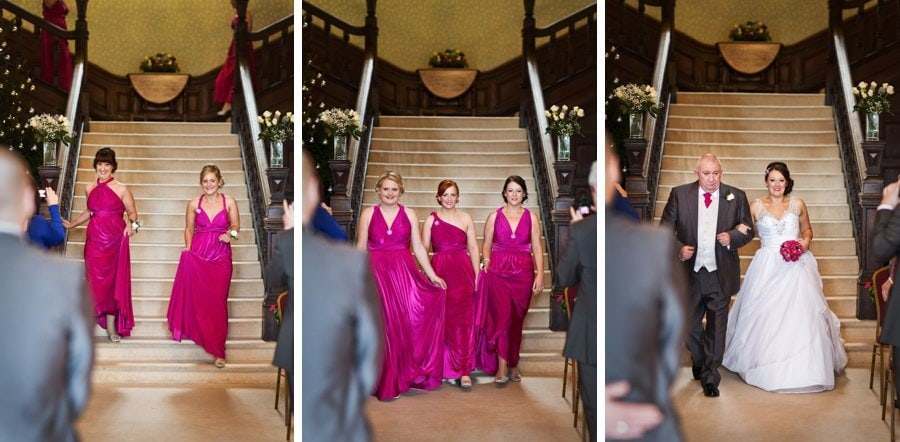 Buckland Hall Wedding 015