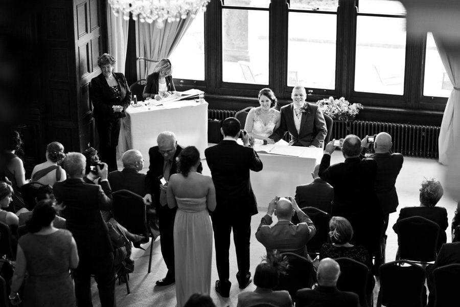 Buckland Hall Wedding 017