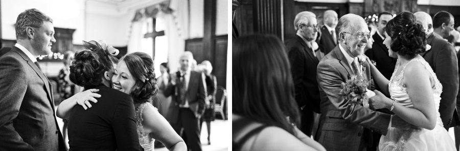 Buckland Hall Wedding 020