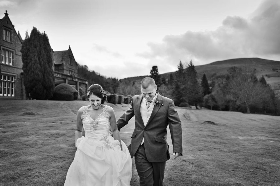 Buckland Hall Wedding – Joanne & Andrew