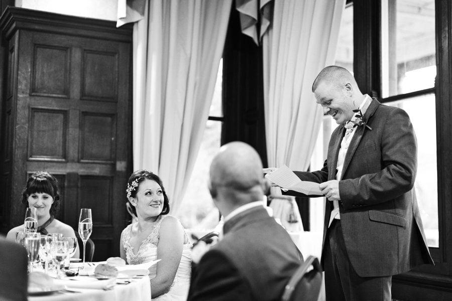 Buckland Hall Wedding 042