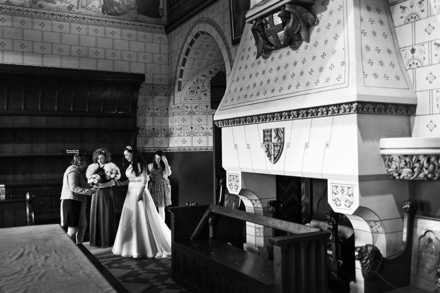 Castle Coch Wedding 017