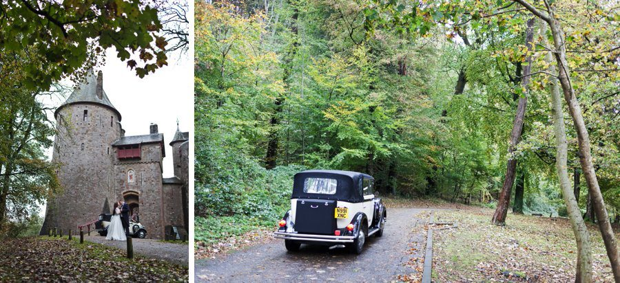 Castle Coch Wedding 038