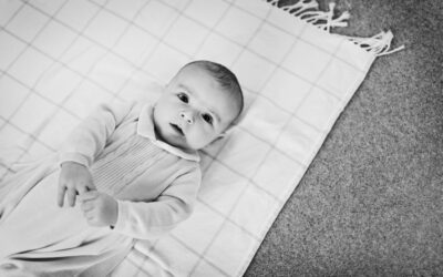 Baby Portrait Photography, South Wales – Cameron