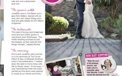 Wedding Photography Magazine Feature
