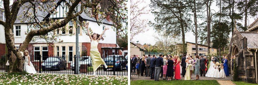 Pencoed House Wedding 026