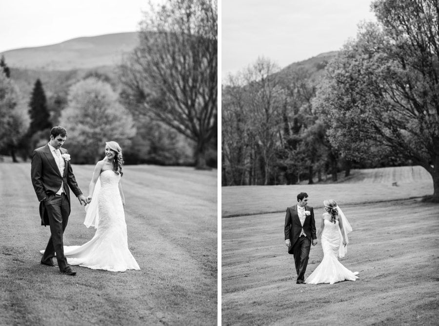 Buckland Hall Wedding Photography, South Wales – Eve & Nathan