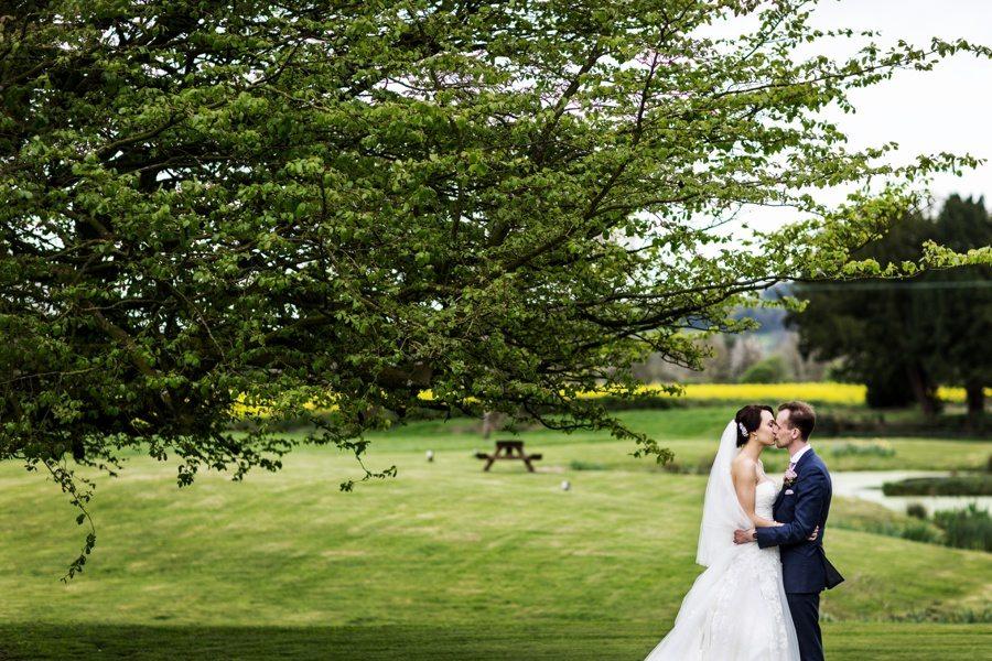 Llansantffraed Court Wedding – Emily & Andrew