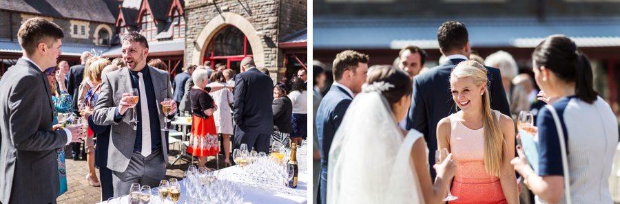 Royal College of Music & Drama Wedding 039