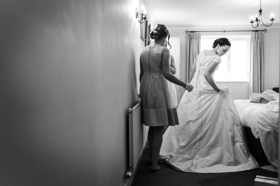 Llansantffraed Court Wedding 006