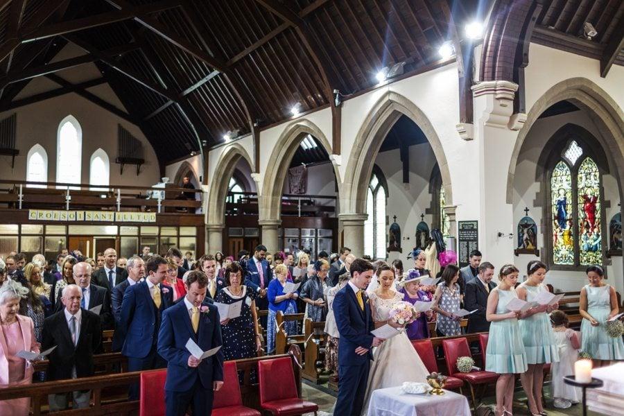 Llansantffraed Court Wedding 019