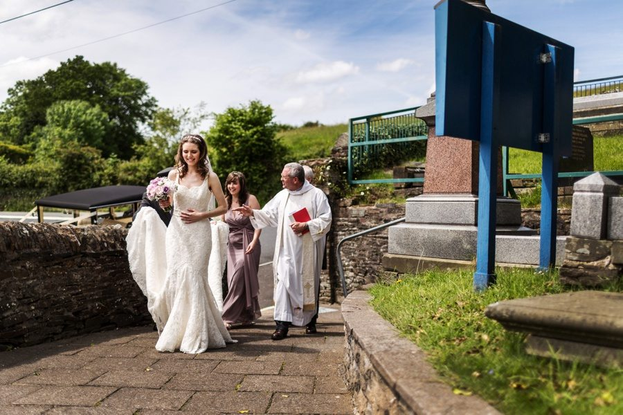 Pencoed House Wedding 014