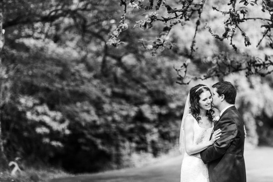 Pencoed House Wedding – Nyree & Tom