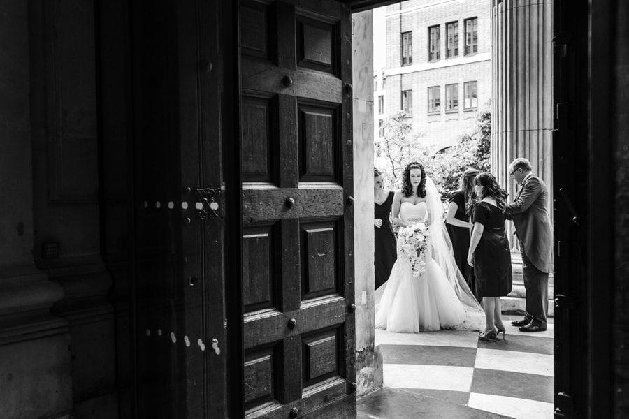 St Pauls Cathedral Wedding 013