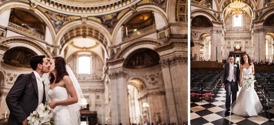 St Pauls Cathedral Wedding 024