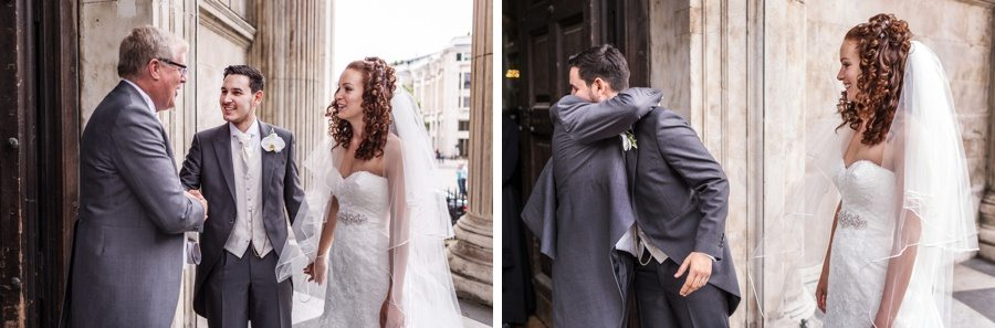St Pauls Cathedral Wedding 027
