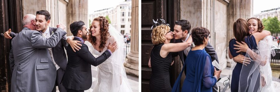 St Pauls Cathedral Wedding 028