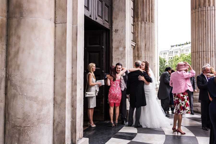 St Pauls Cathedral Wedding 029