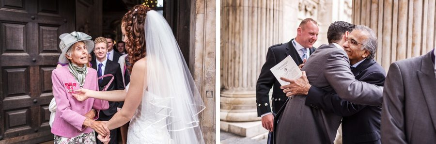 St Pauls Cathedral Wedding 030
