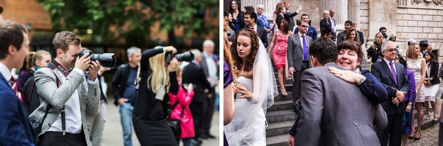 St Pauls Cathedral Wedding 034