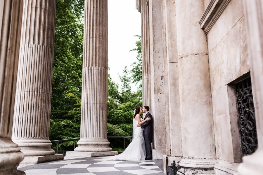 St Paul's Cathedral Wedding – Poppy & Aston