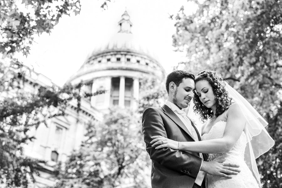 St Pauls Cathedral Wedding 037