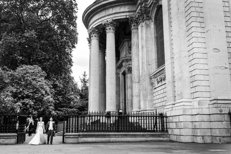 St Pauls Cathedral Wedding 039